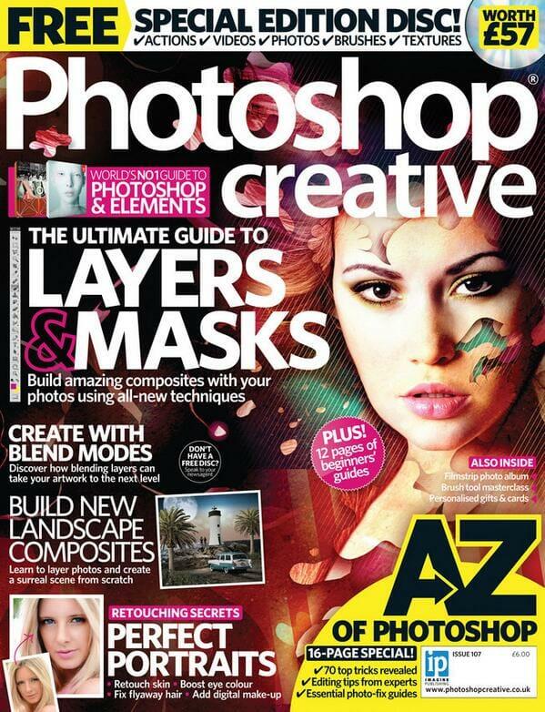 Photoshop Creative Issue 107