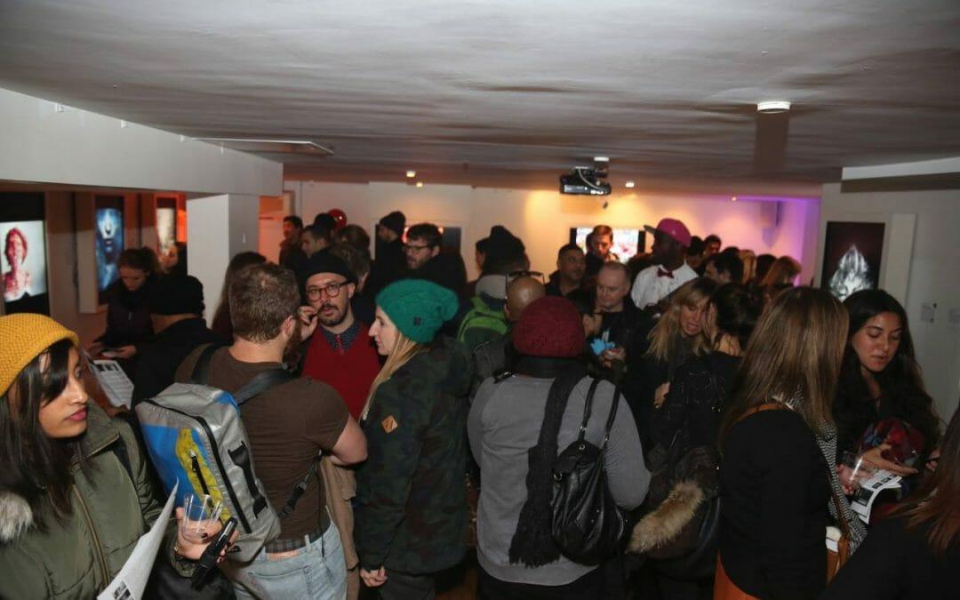 SoHo Arthouse gallery exhibition